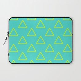 many triangles Laptop Sleeve