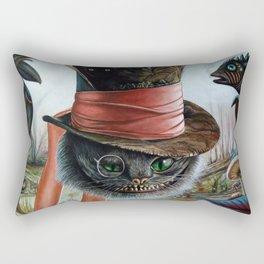 Living in a Dream Rectangular Pillow