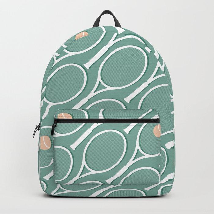 Sea Tennis #society6 #decor #buyart Backpack