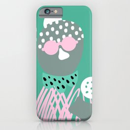Gimme Granny's Cookies iPhone Case