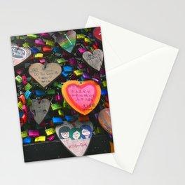 Lockets Stationery Cards
