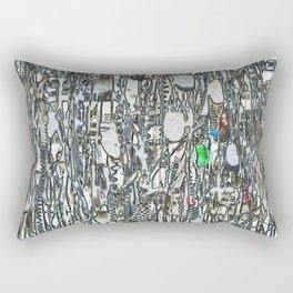 Of Mice And Men I Rectangular Pillow