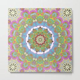 Mix&Match Indian Candy 03 Metal Print