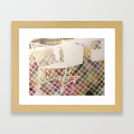 Is there room in your cart for me? Framed Art Print