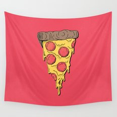 Pizza Party! Wall Tapestry