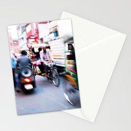 New Delhi Market Stationery Cards