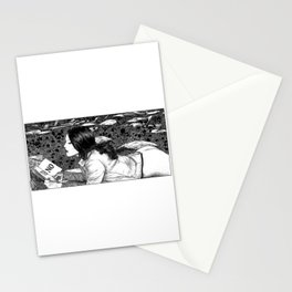 asc 975 - Le sphinx (The unanswered question) Stationery Cards