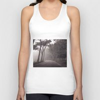 abyss Tank Tops featuring The Abyss by A City On Film