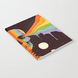 Dark Side of Existence Notebook