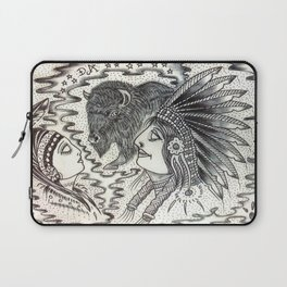 Buffalo Dreams Laptop Sleeve