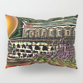 House by the lake Pillow Sham
