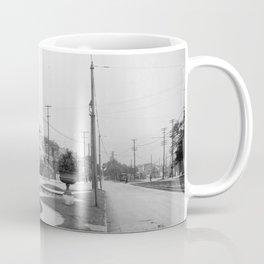 Gayarre Place, New Orleans 1900 Coffee Mug