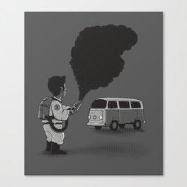 Smokebuster Canvas Print
