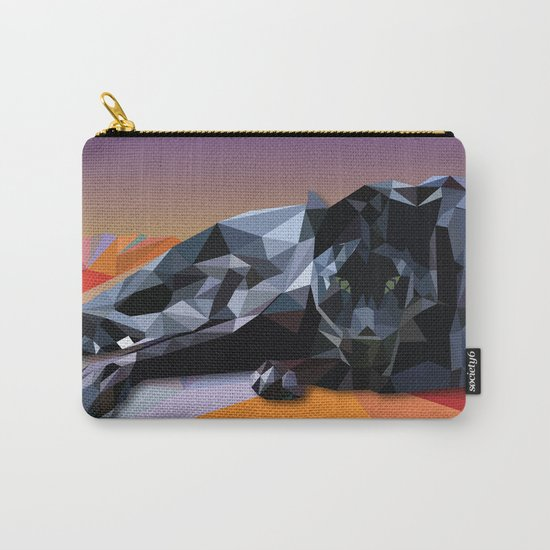 Black Panther Carry-All Pouch