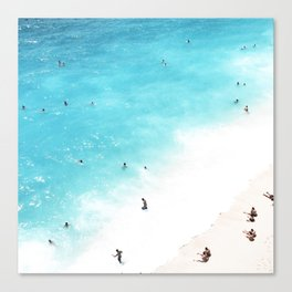 people of the sea Canvas Print