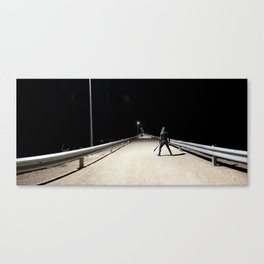 Titlefight Canvas Print