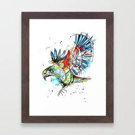 The Kea Framed Art Print