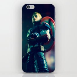 """For Truth and Justice!"" iPhone Skin"