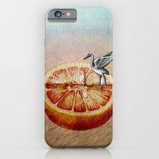 L'orange iPhone 6s Slim Case