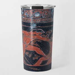 Greek Amphora Travel Mug