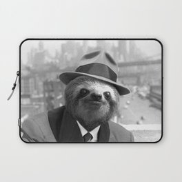 Sloth in New York Laptop Sleeve