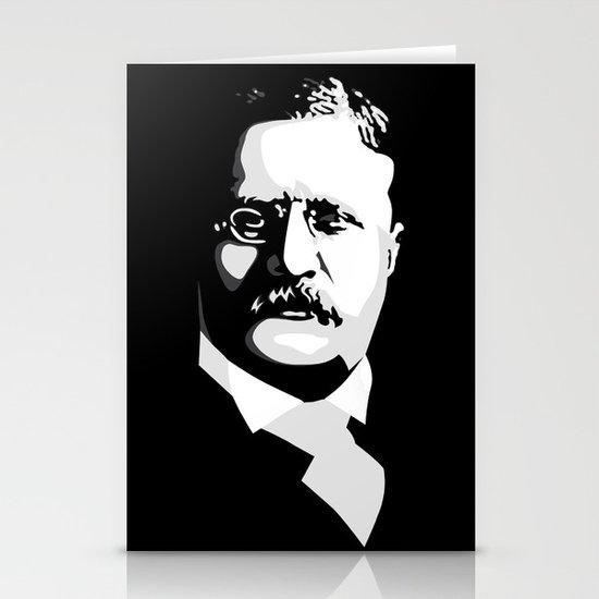 Teddy Roosevelt Stationery Cards