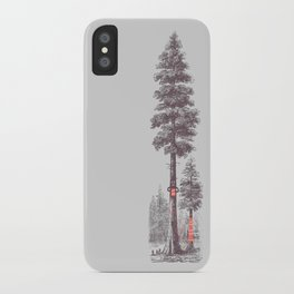 Granny's Hobby iPhone Case