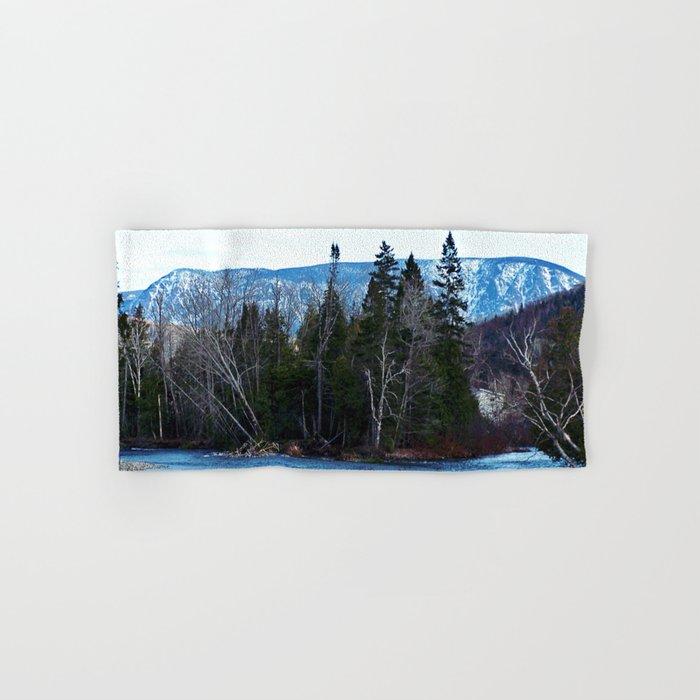 Blue Mountain River Hand & Bath Towel