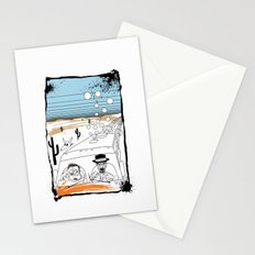 Fear and Loathing in Albuquerque II Stationery Cards