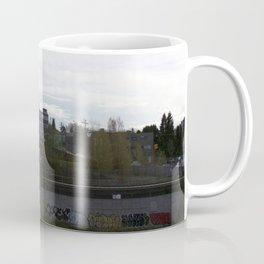 East Van Cross and bridge Coffee Mug