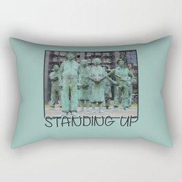 Standing up Rectangular Pillow