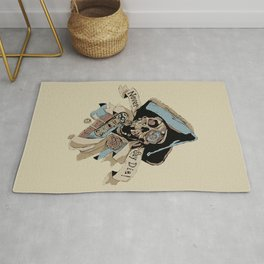 One Eyed Willy Never Say Die - The Goonies Rug
