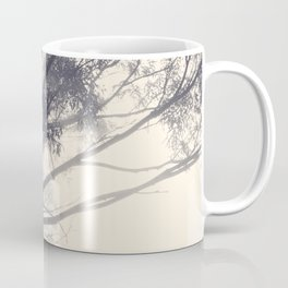 Fog and Trees Coffee Mug