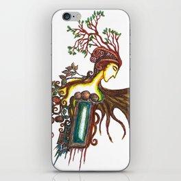 Prince of Autumn iPhone Skin