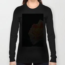 Autumn Rose by Teresa Thompson Long Sleeve T-shirt