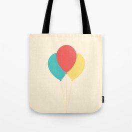 #45 Balloons Tote Bag