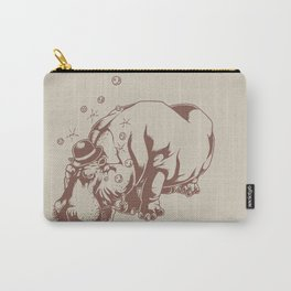 Hippo-Thesis Carry-All Pouch