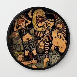 L7 rock Band Wall Clock