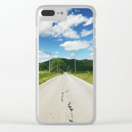Towards • Appalachian Trail Clear iPhone Case