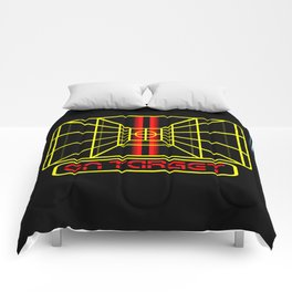 STAY ON TARGET... Comforters
