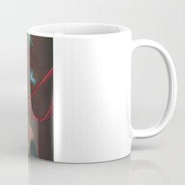 Geisha de dos. Coffee Mug