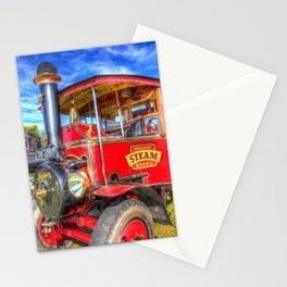 Foden Steam Lorry Stationery Cards