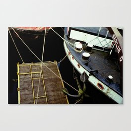 MITTE CATCH Canvas Print