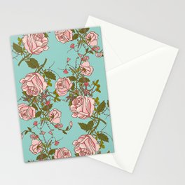 beautiful roses Stationery Cards