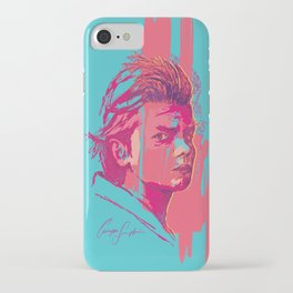 Digital Drawing #22 - River Phoenix iPhone Case
