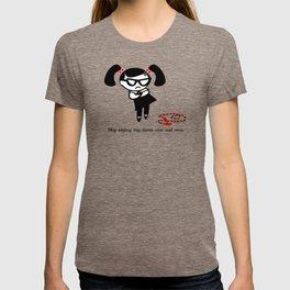 BAD GRACE: Grace in Lace T-shirt