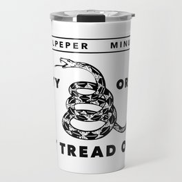 Culpeper Minutemen Flag - Authentic High Quality Travel Mug