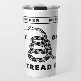 Culpeper Minutemen Flag Travel Mug