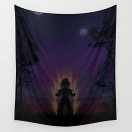 Dragon Ball | Warriors Landscapes Serries Wall Tapestry