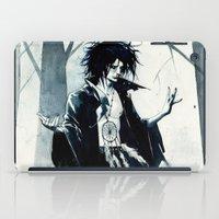 dreamcatcher iPad Cases featuring dreamcatcher by Roger Cruz